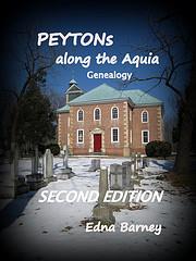 PEYTON Book Cover